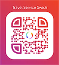 Travel Service Swish QR-kod